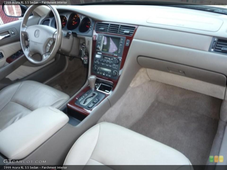 Acura RL I 1996 - 1999 Sedan #4
