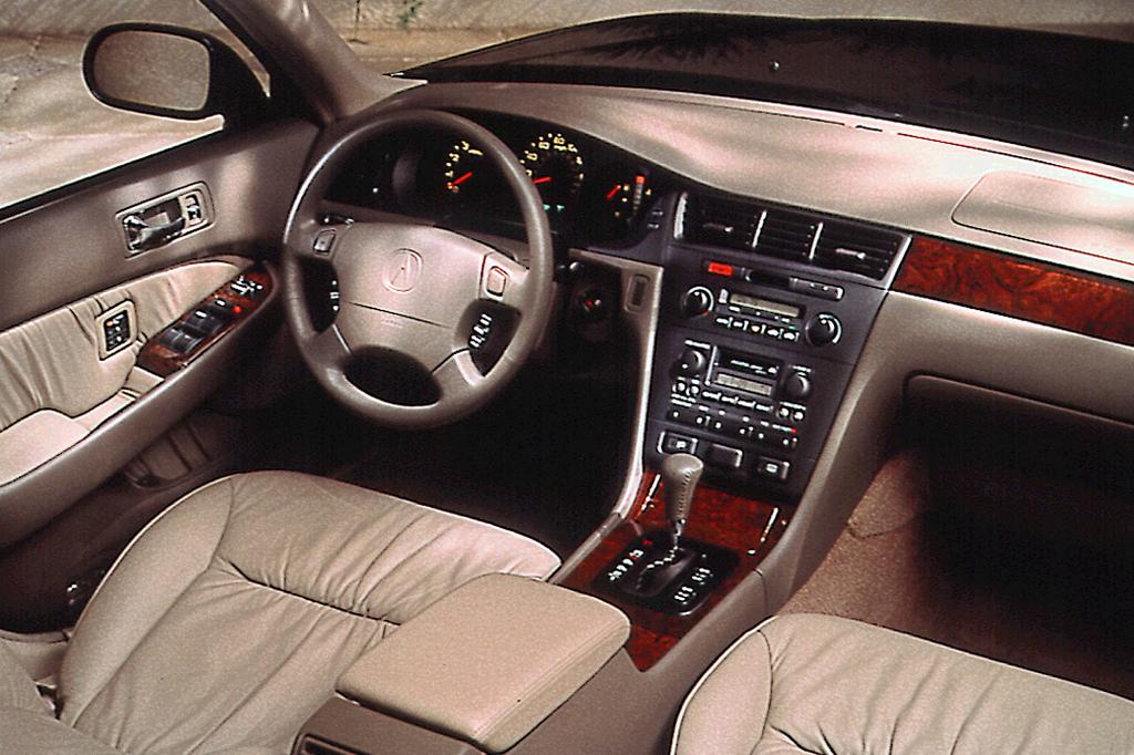 Acura RL I 1996 - 1999 Sedan #2