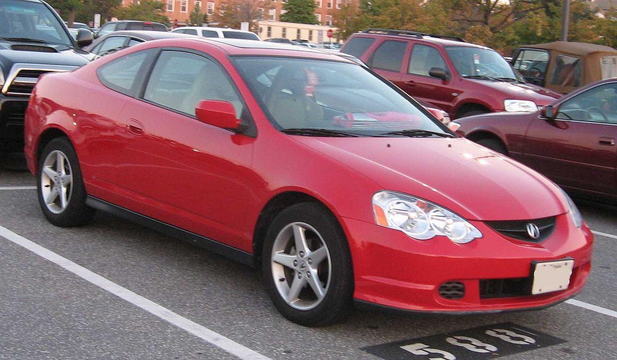 Acura RSX I 2001 - 2005 Coupe #2