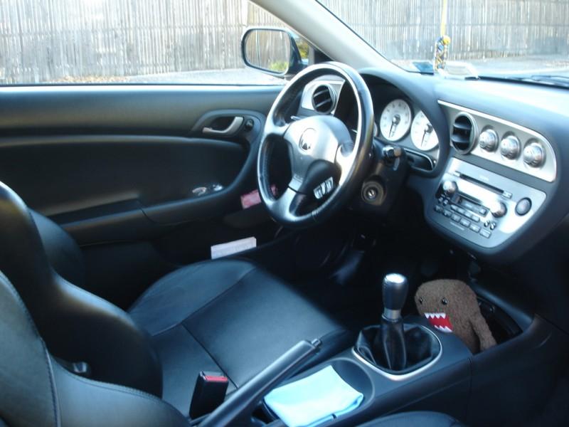 Acura RSX I 2001 - 2005 Coupe #8