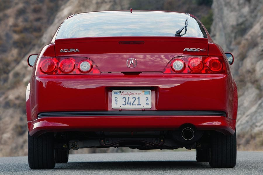 Acura RSX I Restyling 2005 - 2006 Coupe #2