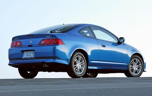 Acura RSX I Restyling 2005 - 2006 Coupe #3