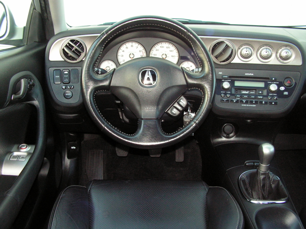 Acura RSX I Restyling 2005 - 2006 Coupe #5
