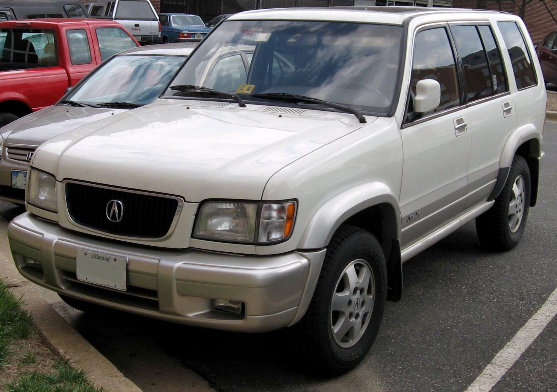 Honda Horizon 1994 - 1999 SUV 5 door #8