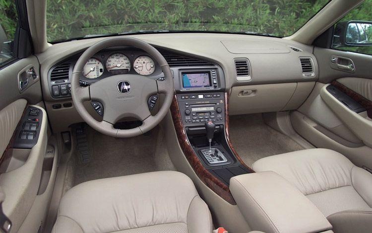 Acura TL I 1995 - 1998 Sedan #3