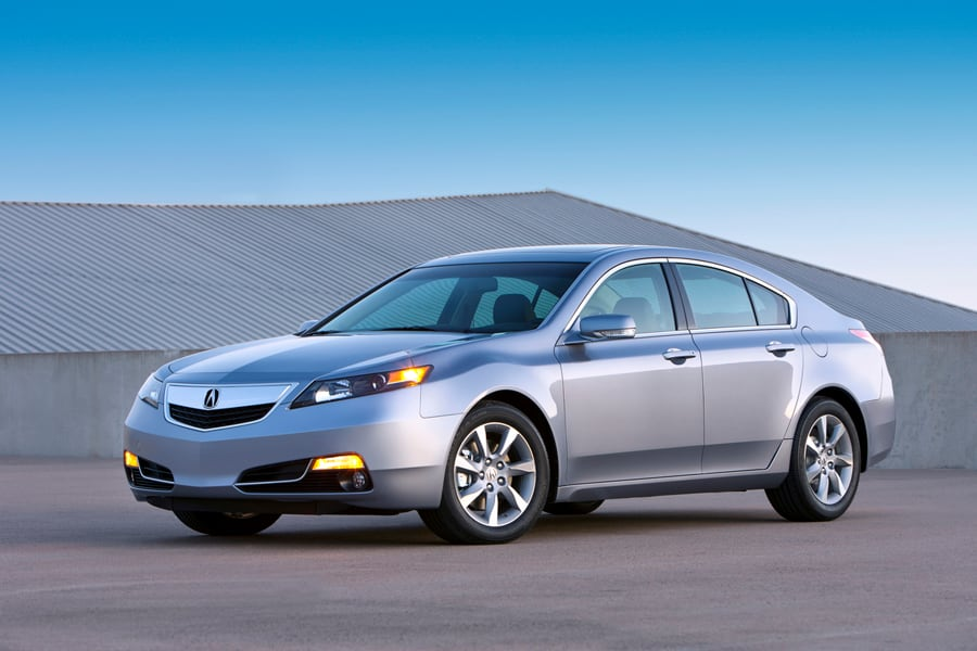 Acura TL IV Restyling 2011 - 2014 Sedan #8