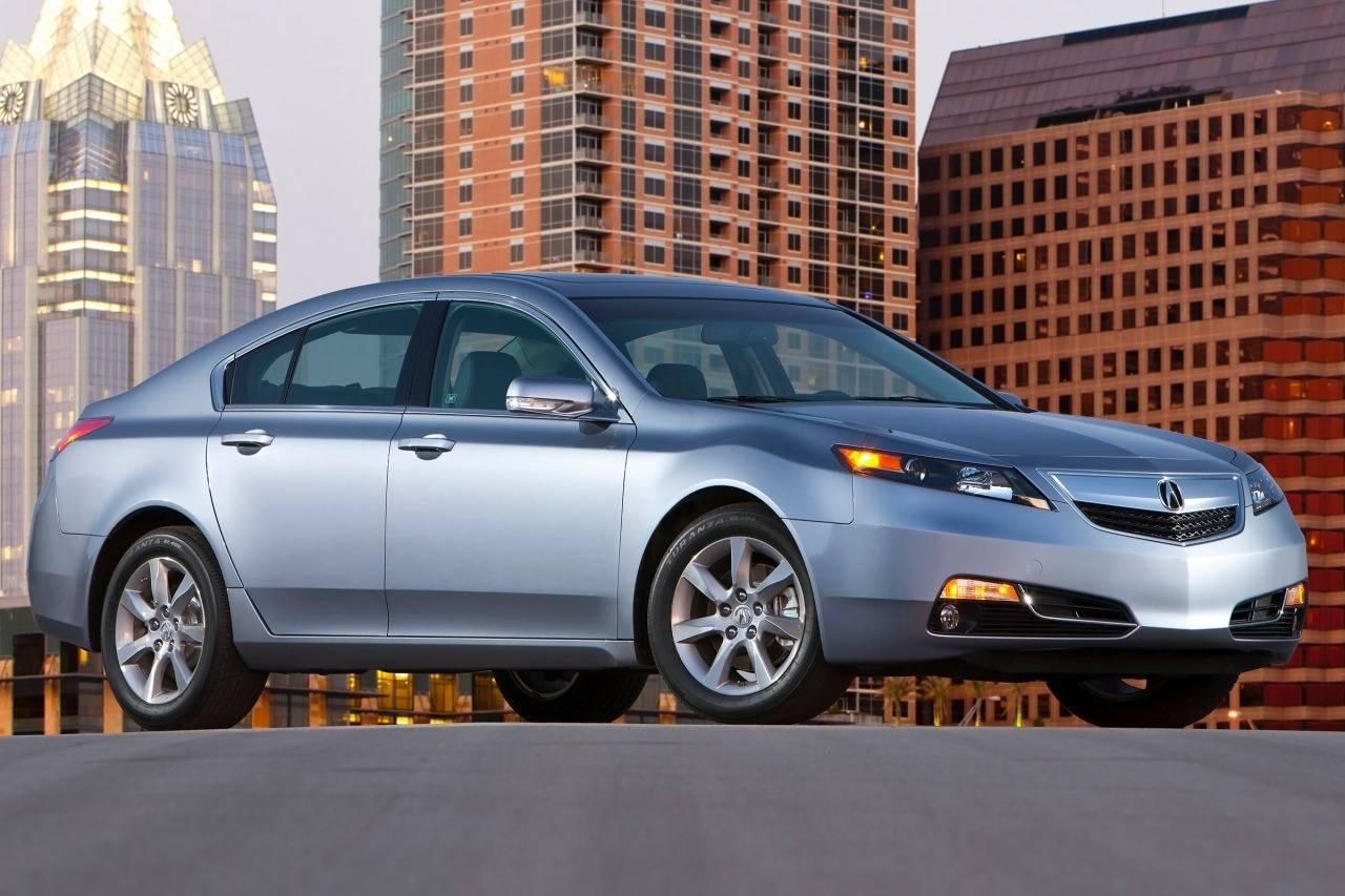 Acura TLX I 2014 - now Sedan #8