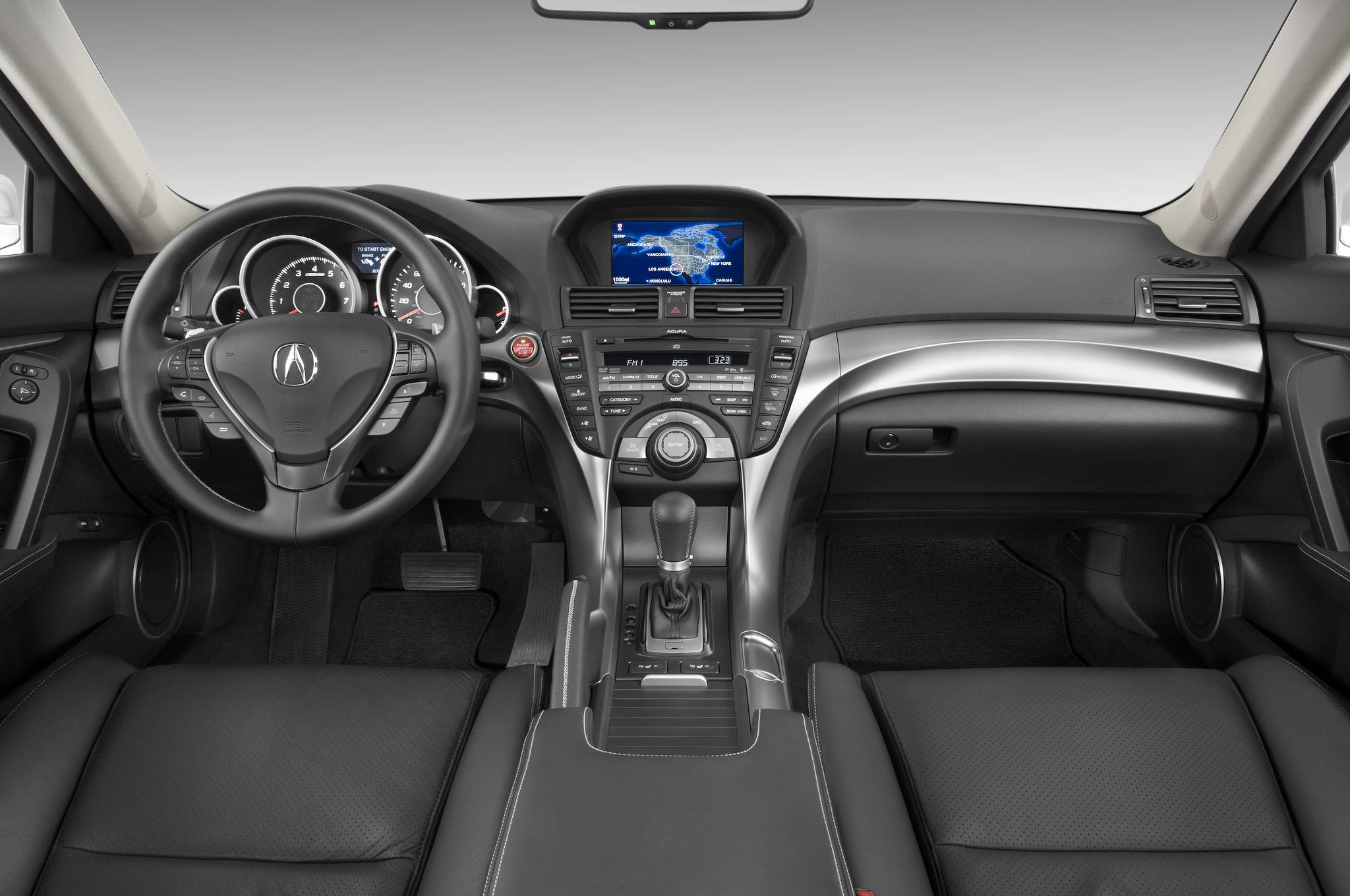 Acura TL IV Restyling 2011 - 2014 Sedan #6