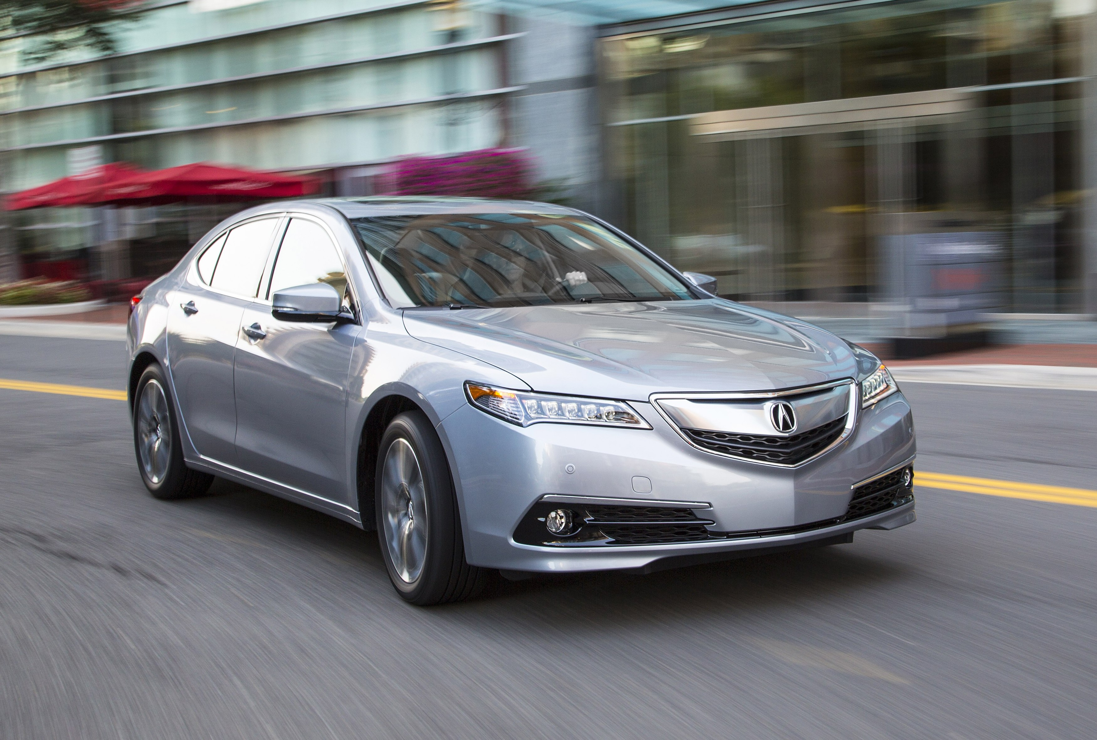 Acura TLX I 2014 - now Sedan #2