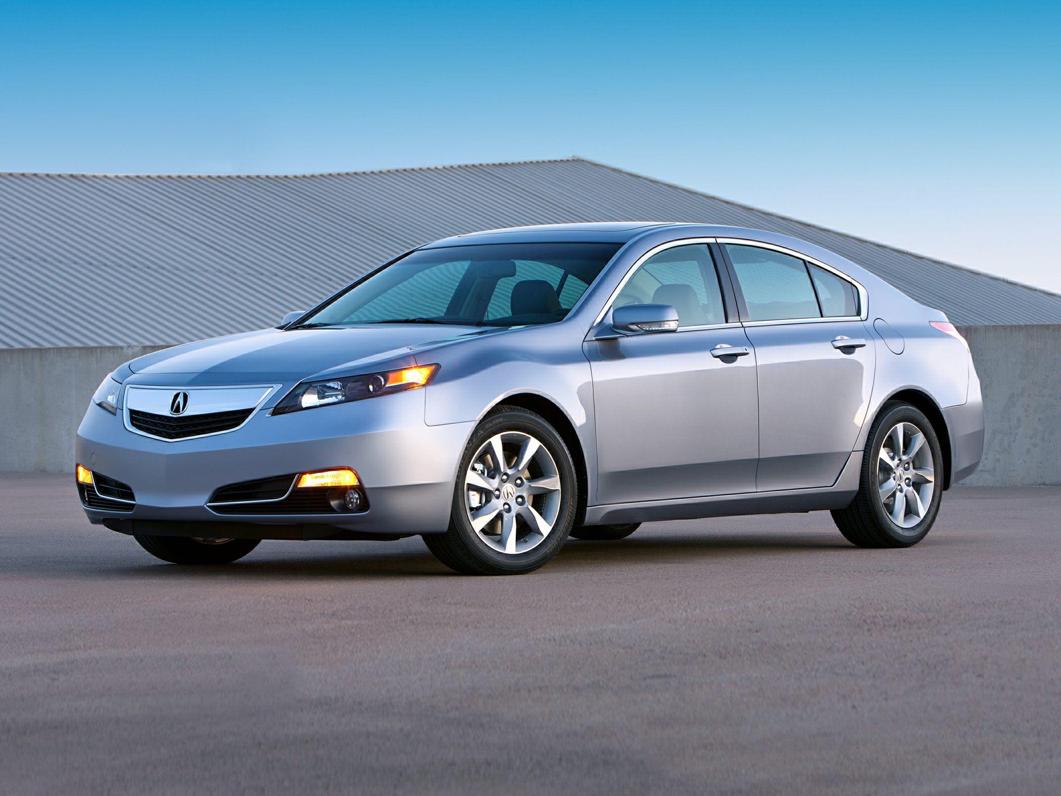 Acura TLX I 2014 - now Sedan #5