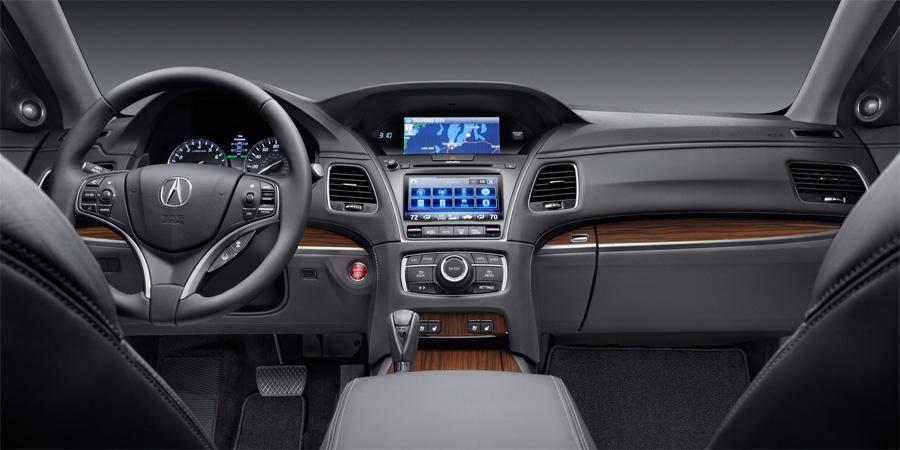 Acura TLX I 2014 - now Sedan #1