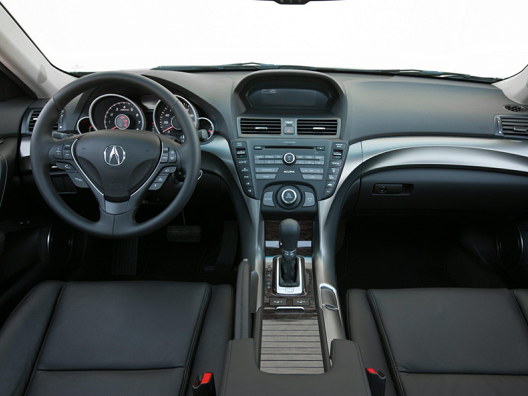 Acura TLX I 2014 - now Sedan #3