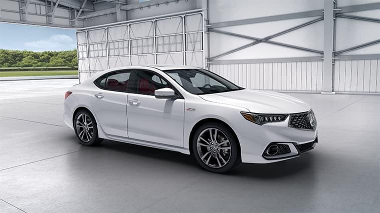 Acura TLX I Restyling 2017 - now Sedan #3