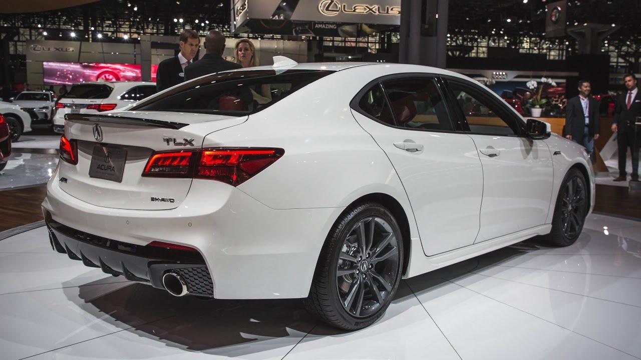 Acura TLX I Restyling 2017 - now Sedan #1