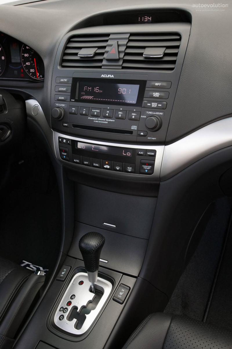 Acura TSX I 2003 - 2008 Sedan #2