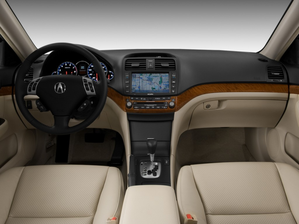 Acura TSX I 2003 - 2008 Sedan #1