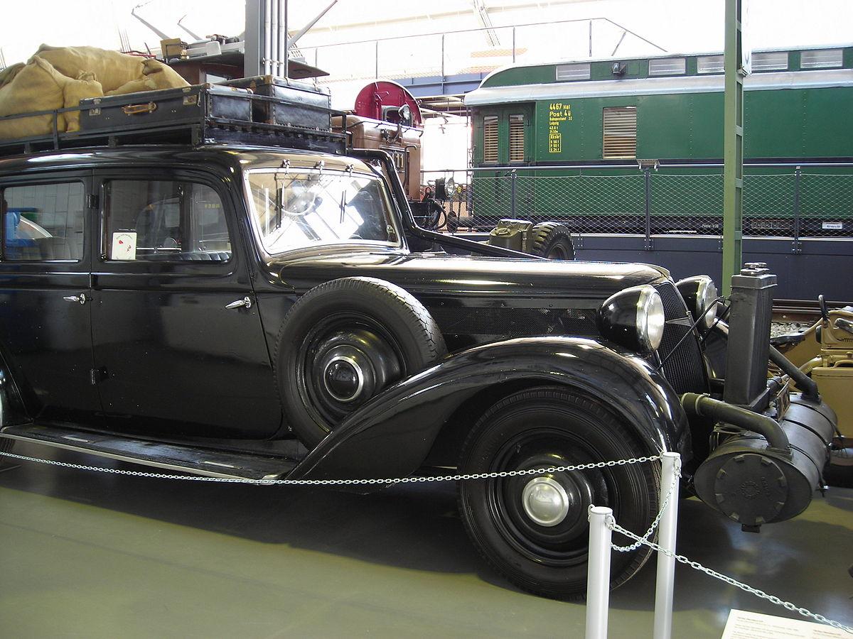 Adler Diplomat 1934 - 1940 Sedan #7
