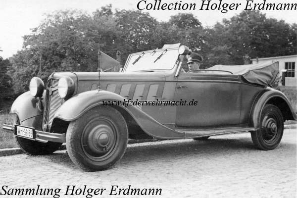 Adler Diplomat 1934 - 1940 Sedan #6