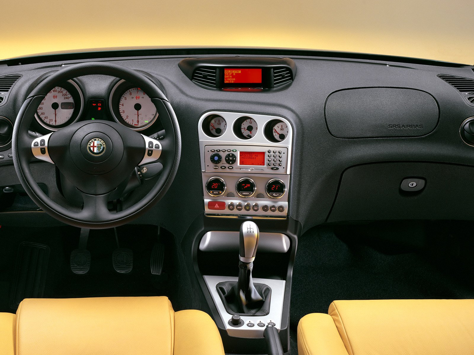 Alfa Romeo 156 I Restyling 2 2003 - 2007 Station wagon 5 door #8