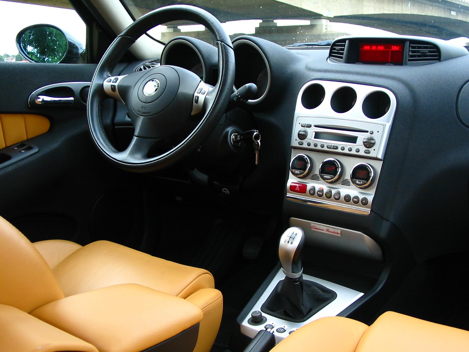Alfa Romeo 156 I Restyling 2 2003 - 2007 Station wagon 5 door #6