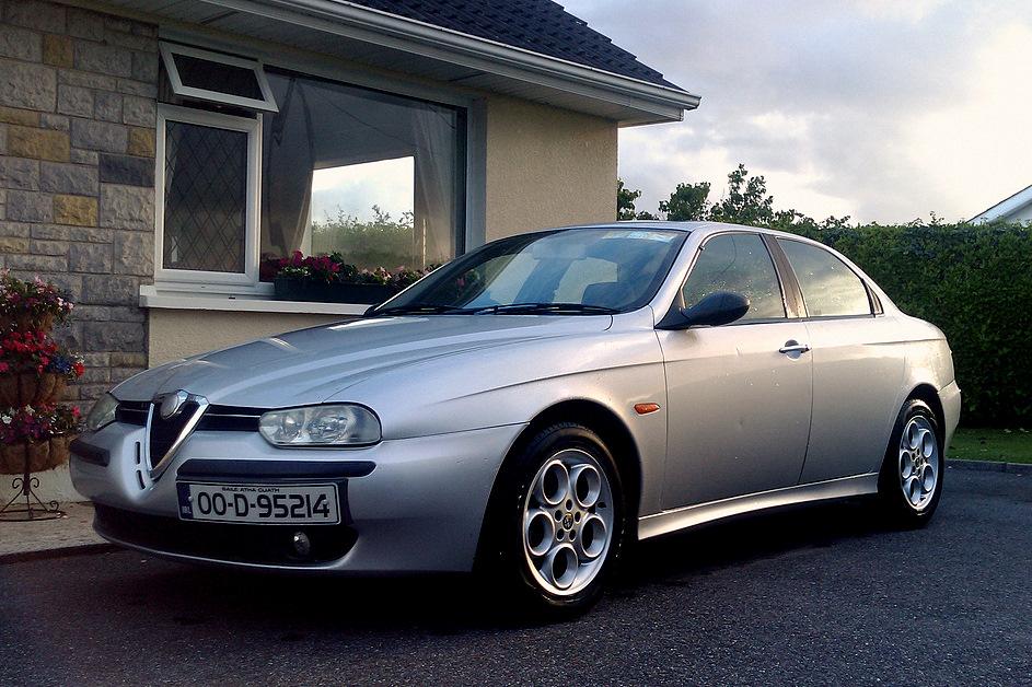 Alfa Romeo 156 I Restyling 2 2003 - 2007 Station wagon 5 door #7