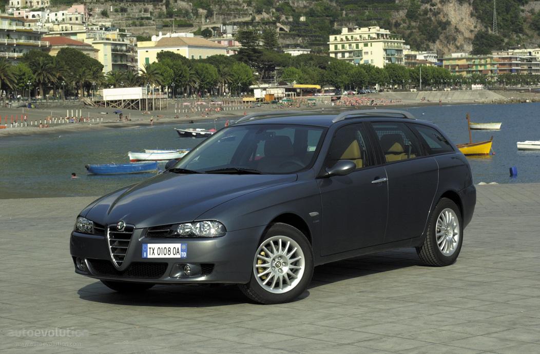 Alfa Romeo 156 I Restyling 2 2003 - 2007 Station wagon 5 door #4