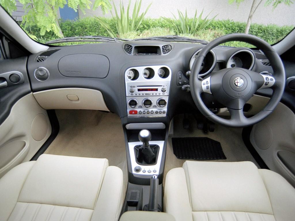 Alfa Romeo 156 I Restyling 2 2003 - 2007 Sedan #1