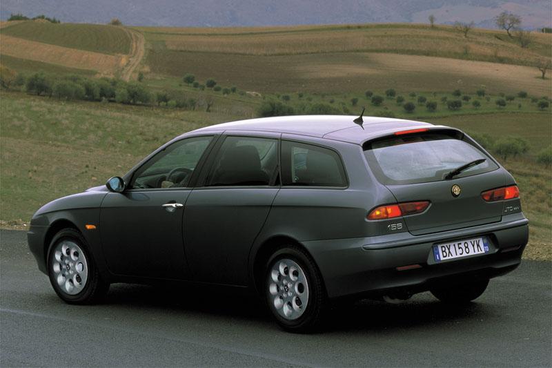Alfa Romeo 156 I Restyling 2 2003 - 2007 Station wagon 5 door #1