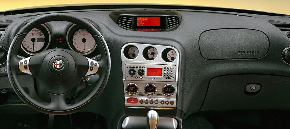 Alfa Romeo 156 I Restyling 2 2003 - 2007 Sedan #2