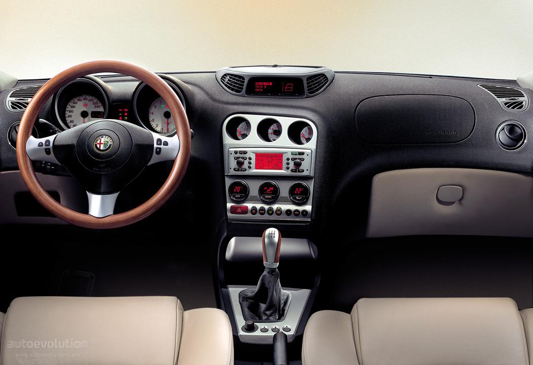Alfa Romeo 156 I Restyling 2 2003 - 2007 Sedan #4