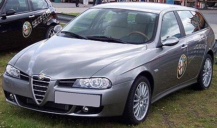 Alfa Romeo 156 I Restyling 2 2003 - 2007 Station wagon 5 door #5
