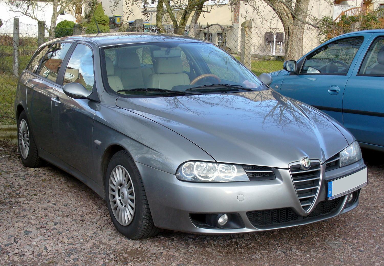 Alfa Romeo 156 I Restyling 2 2003 - 2007 Station wagon 5 door #2