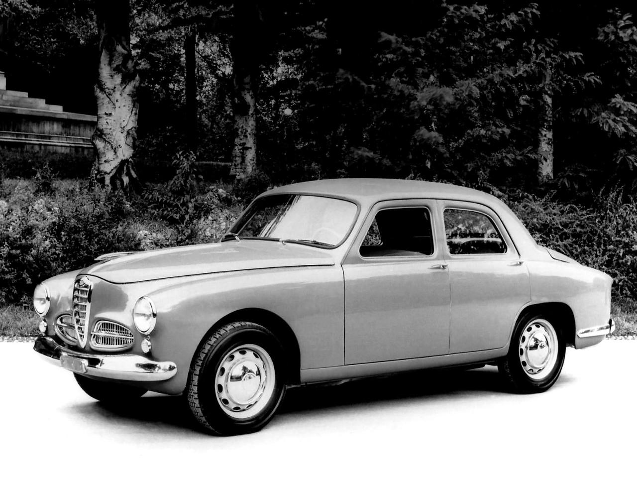 Alfa Romeo 1900 1950 - 1959 Sedan #4