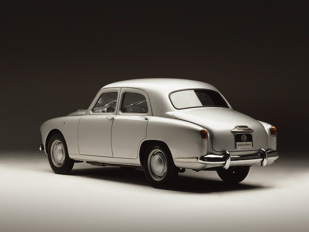 Alfa Romeo 1900 1950 - 1959 Sedan #6