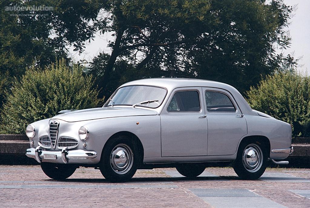 Alfa Romeo 1900 1950 - 1959 Sedan #5