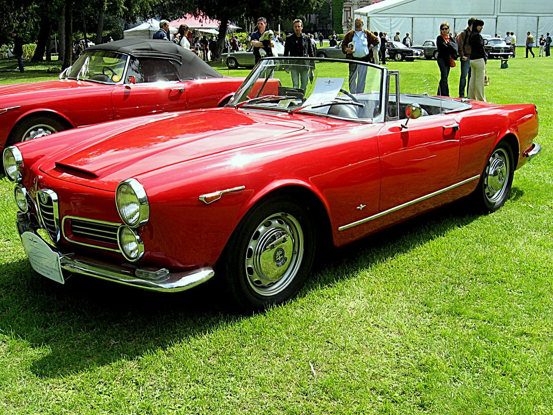 Alfa Romeo 2600 I 1961 - 1968 Coupe #7
