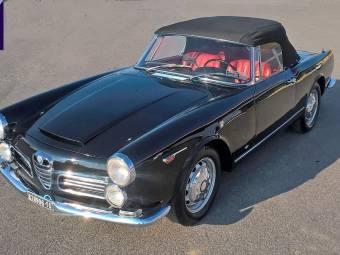Alfa Romeo 2600 I 1961 - 1968 Coupe #3