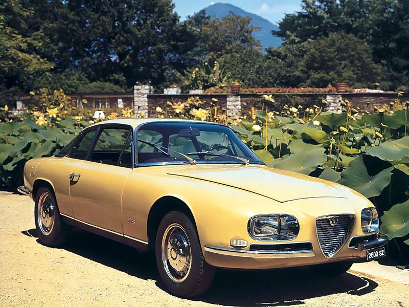 Alfa Romeo 2600 I 1961 - 1968 Coupe #2