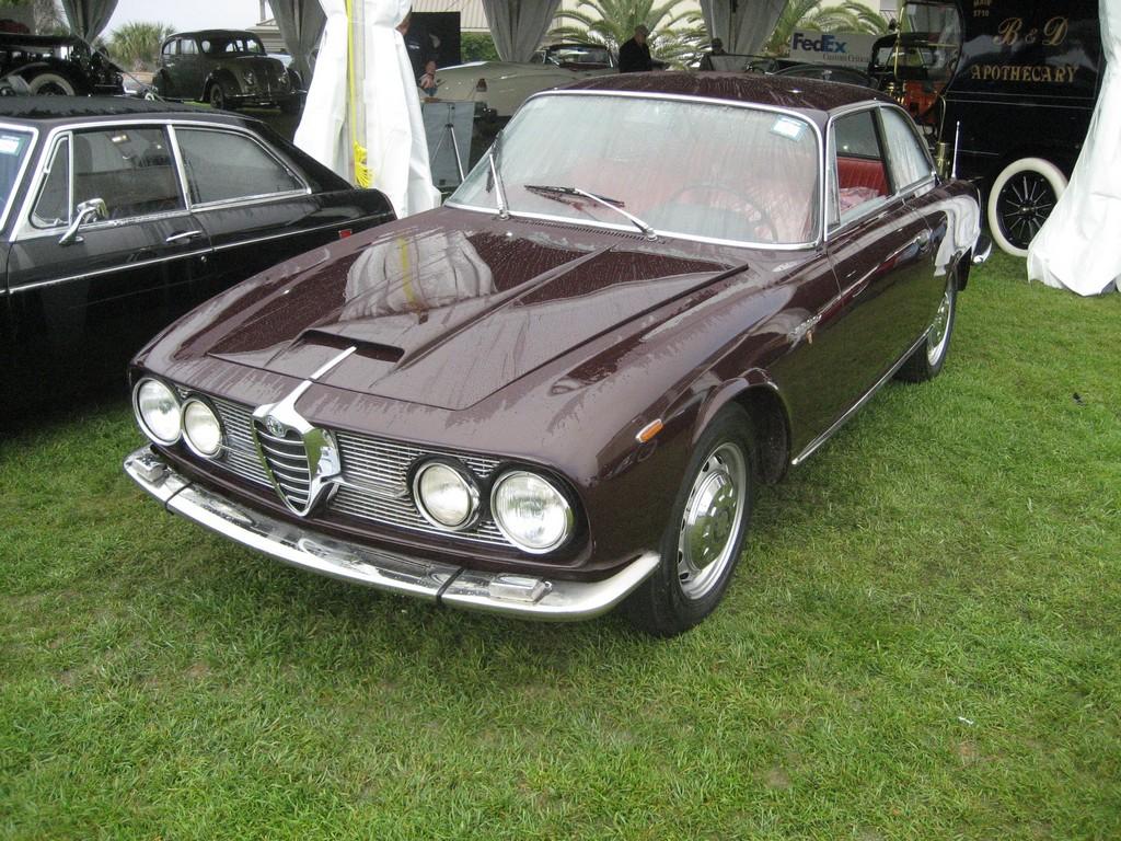 Alfa Romeo 2600 I 1961 - 1968 Coupe #8