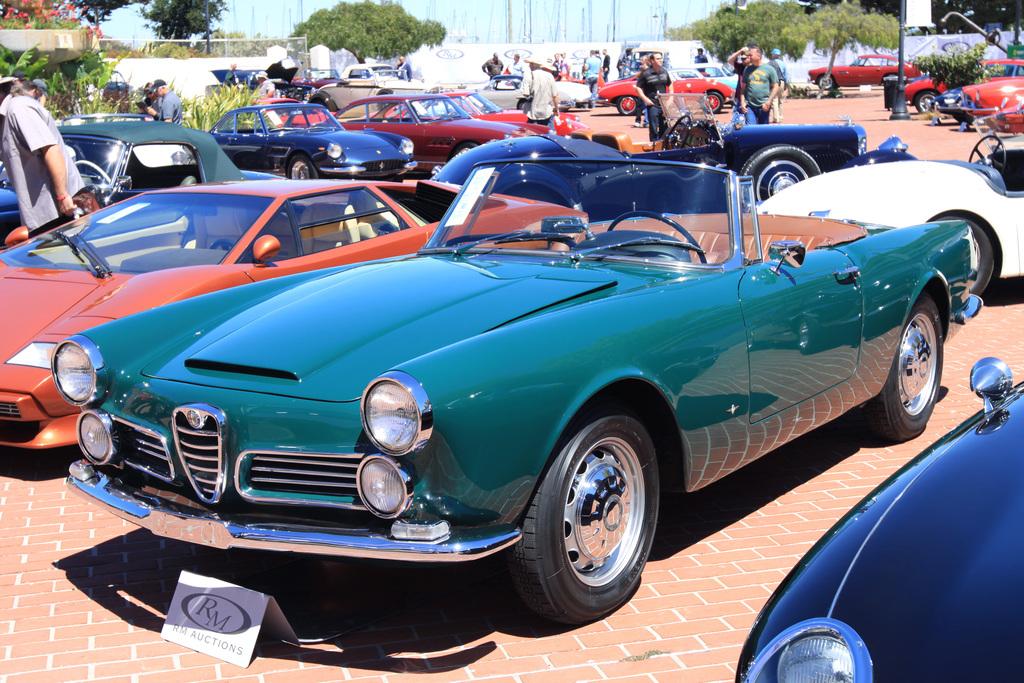 Alfa Romeo 2600 I 1961 - 1968 Coupe #5