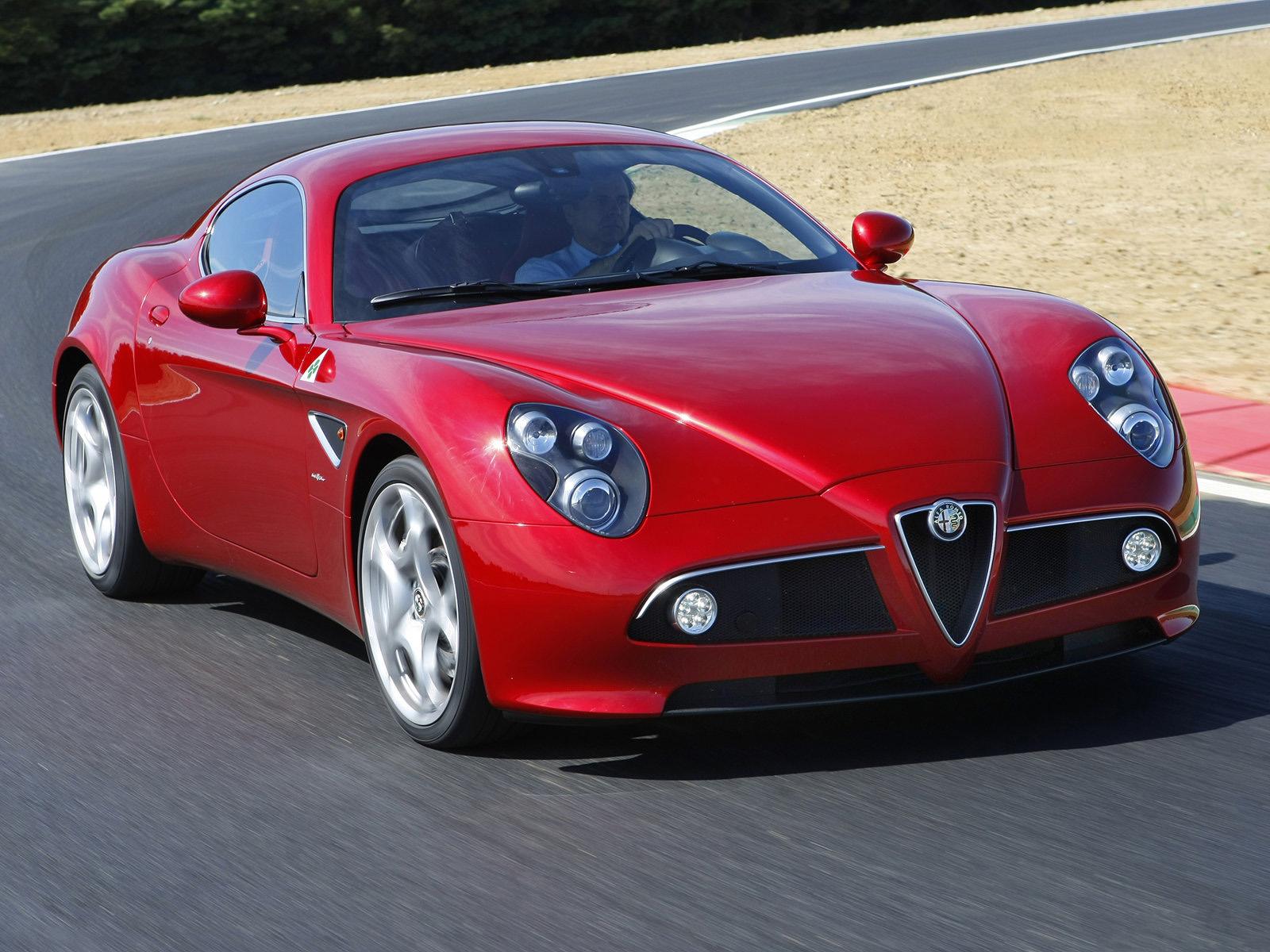 Alfa Romeo 8C Competizione 2007 - 2010 Roadster #6