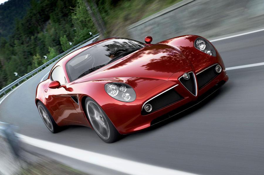 Alfa Romeo 8C Competizione 2007 - 2010 Roadster #7