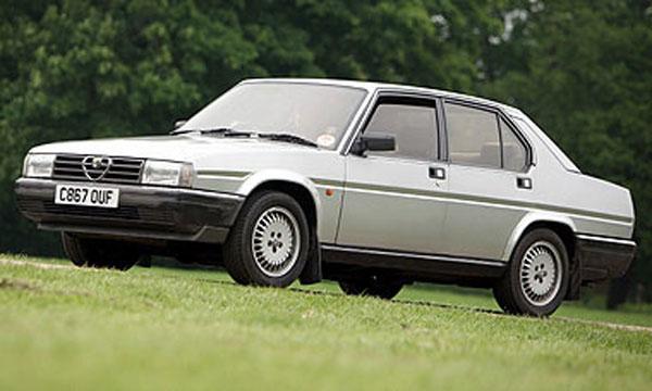 Alfa Romeo 90 1984 - 1987 Sedan #2