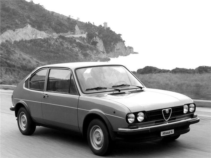 Alfa Romeo Alfasud 1971 - 1983 Hatchback 5 door #2