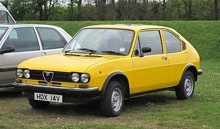 Alfa Romeo Alfasud 1971 - 1983 Hatchback 5 door #6