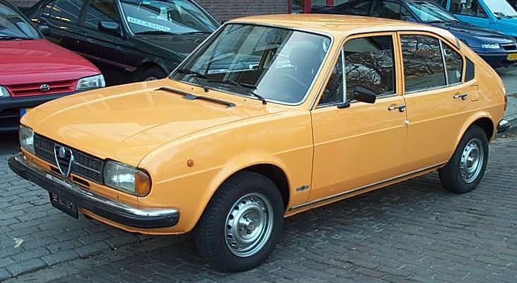 Alfa Romeo Alfasud 1971 - 1983 Hatchback 5 door #7