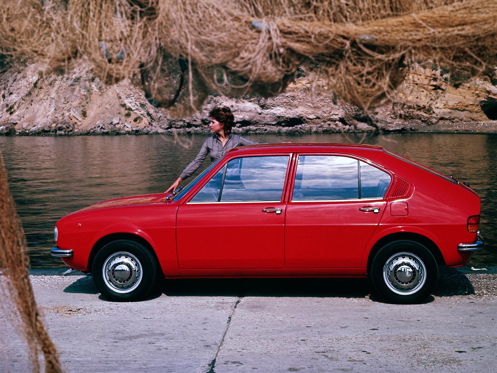Alfa Romeo Alfasud 1971 - 1983 Hatchback 5 door #8