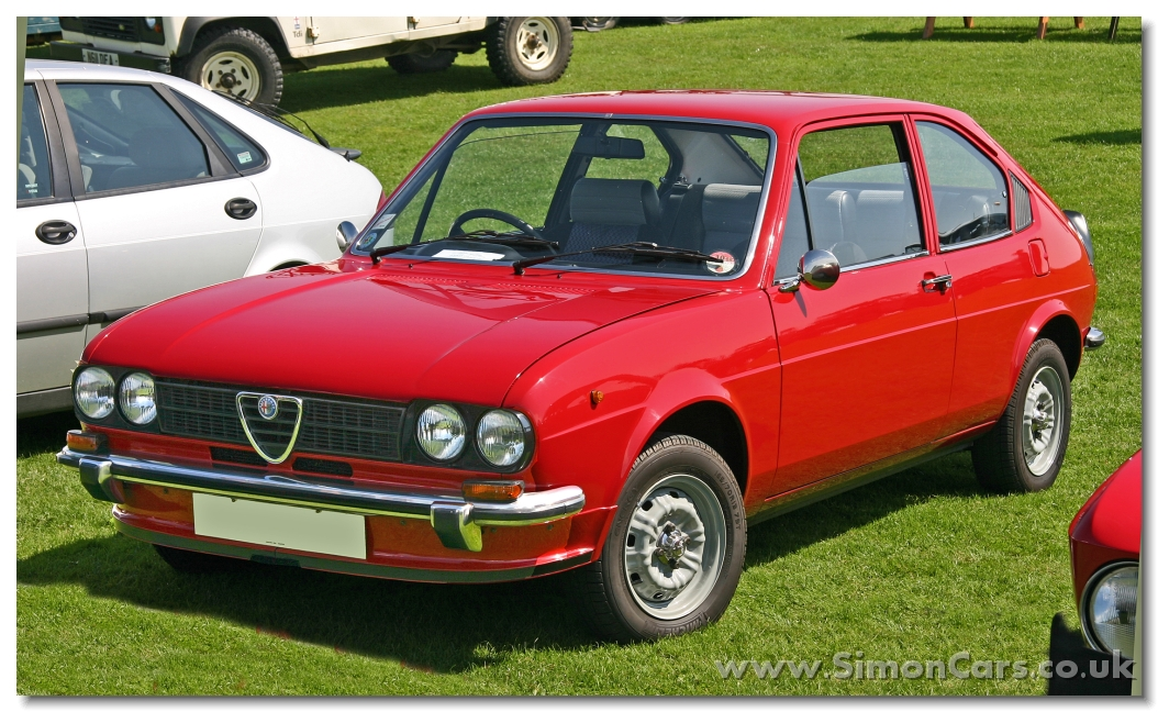 Alfa Romeo Alfasud 1971 - 1983 Hatchback 5 door #5