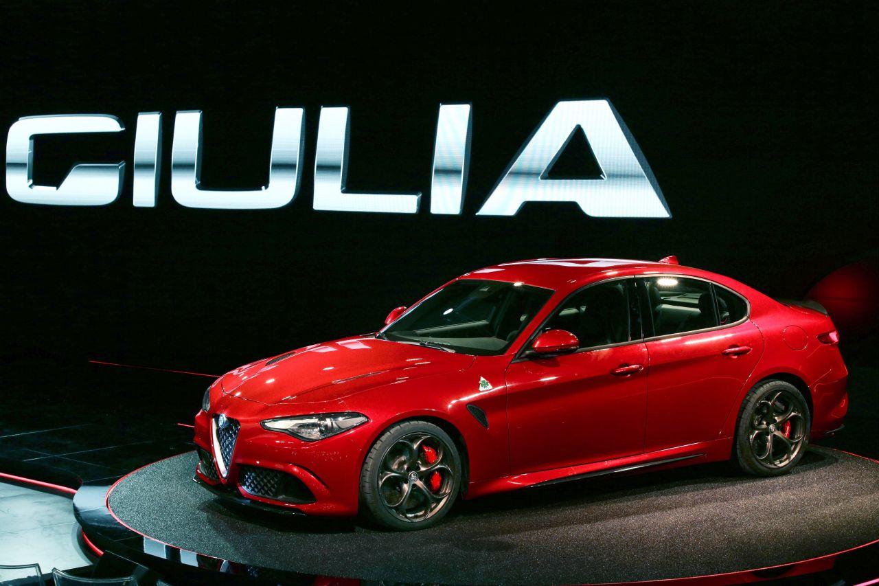 Alfa Romeo Giulia II (952) 2016 - now Sedan #6