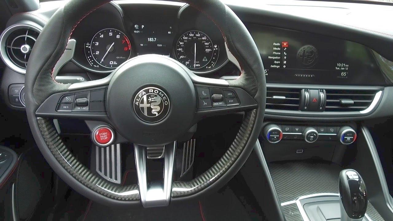 Alfa Romeo Giulia II (952) 2016 - now Sedan #8